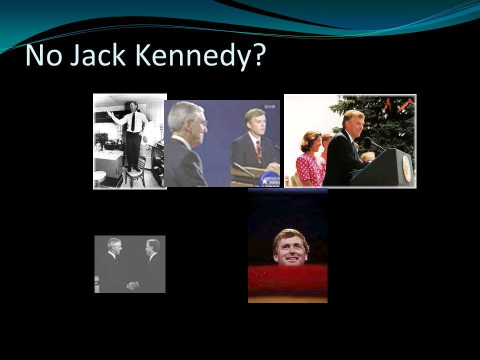 No Jack Kennedy