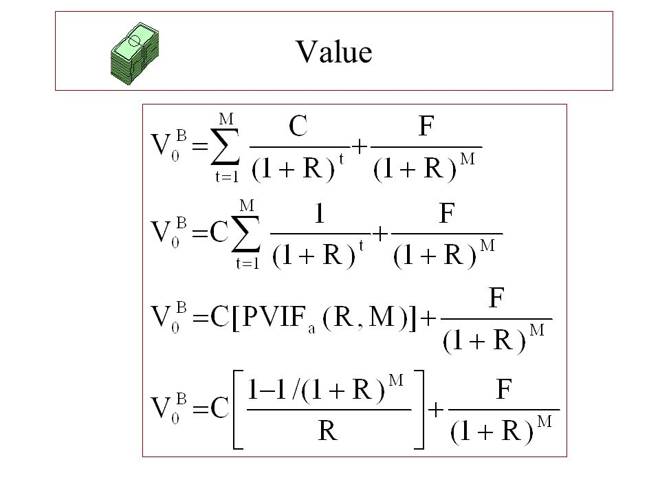 YTM on Pure Discount Bond with Continuous Compounding Algebraic solution to the YTM on a pure discount bond with continuous compounding: Definition: Logarithmic Return: The rate of return expressed as the natural log of the ratio of its end-of-the- period value to it current value