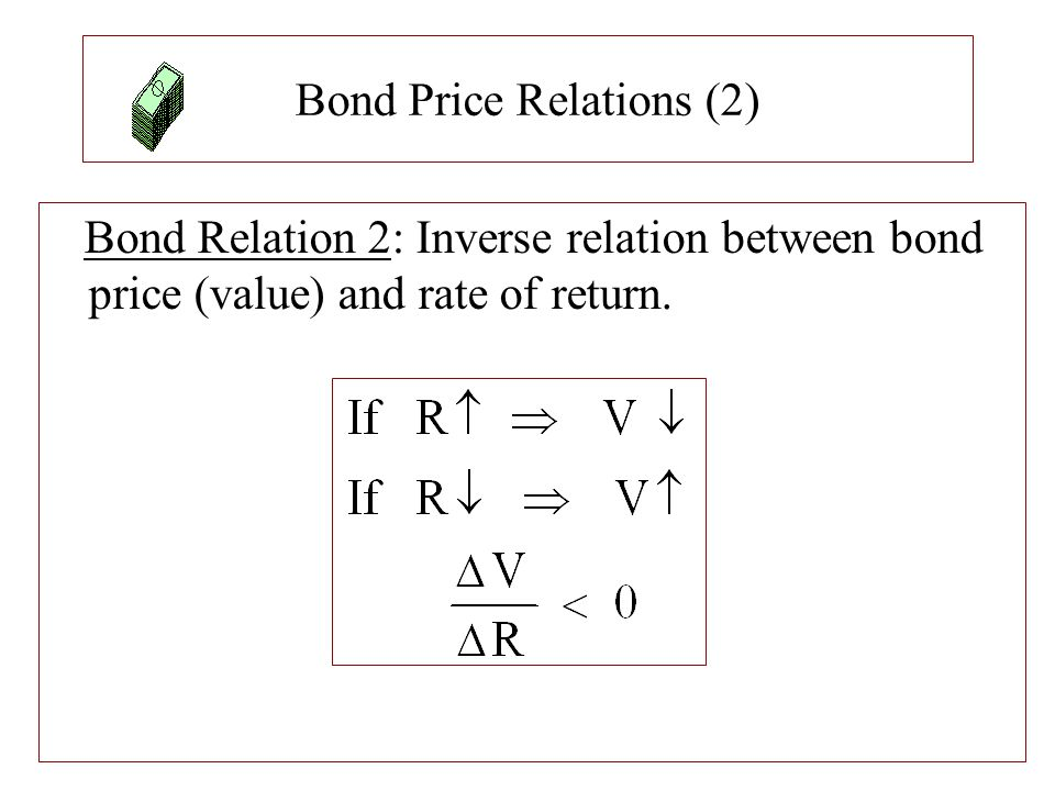 Geometric Mean Recall the example of the 3-year PDB: bond trading at $800, principal of $1000 at maturity, and YTM of 7.72%.