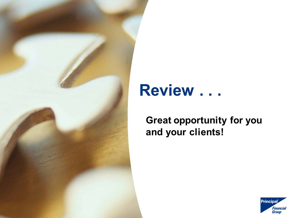 33 Review... Great opportunity for you and your clients!