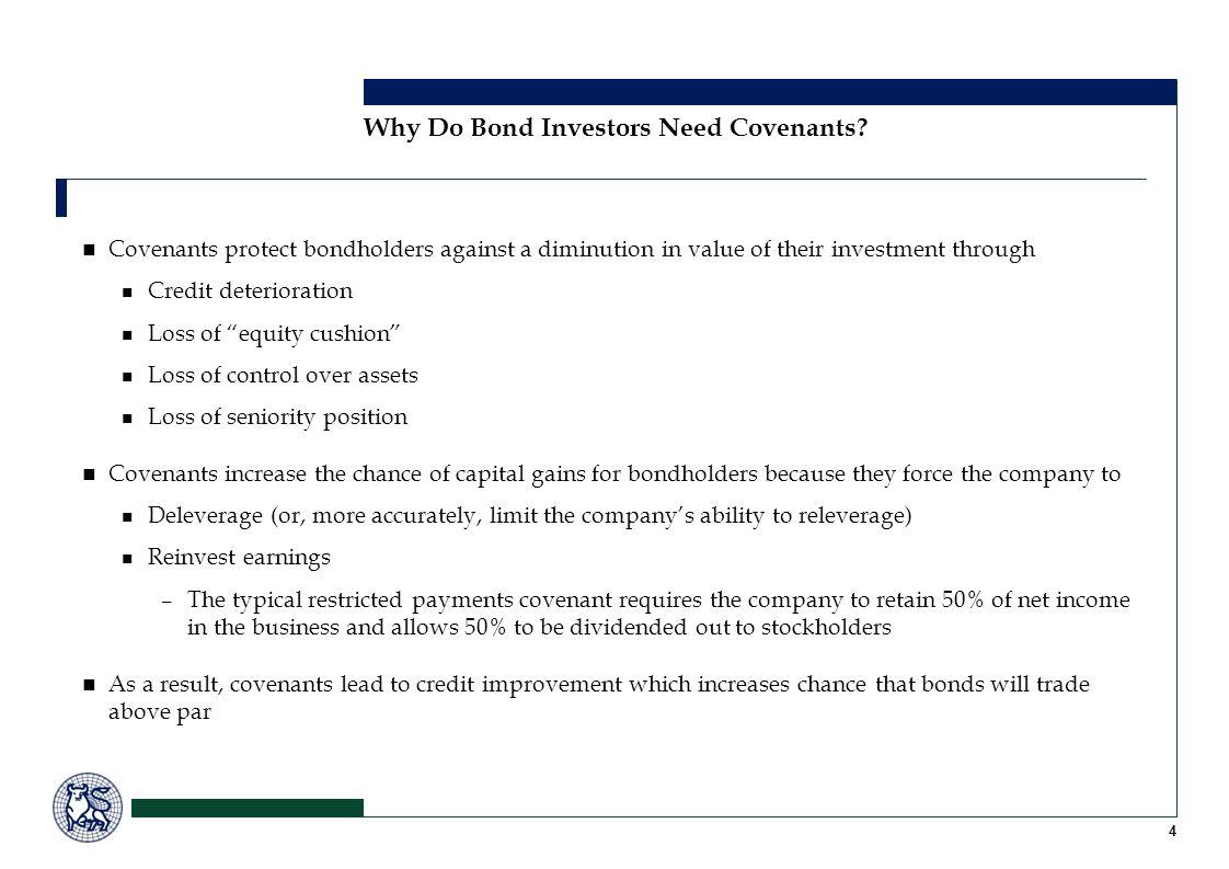 4 Why Do Bond Investors Need Covenants.