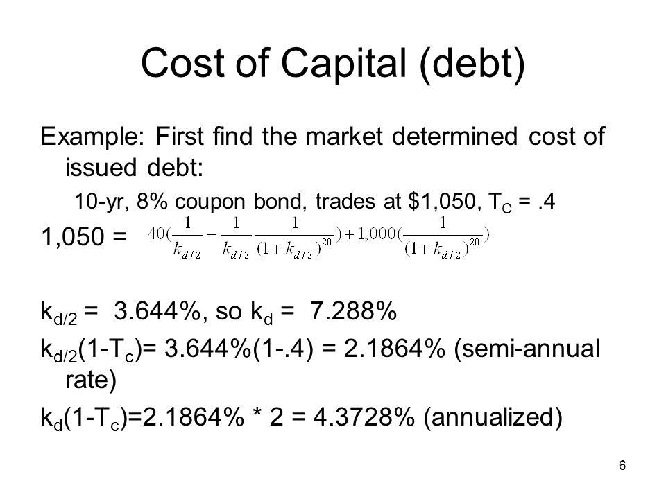 37 Capital Budgeting - IRR 1.Multiple IRRs: 2. Reinvestment assumption: