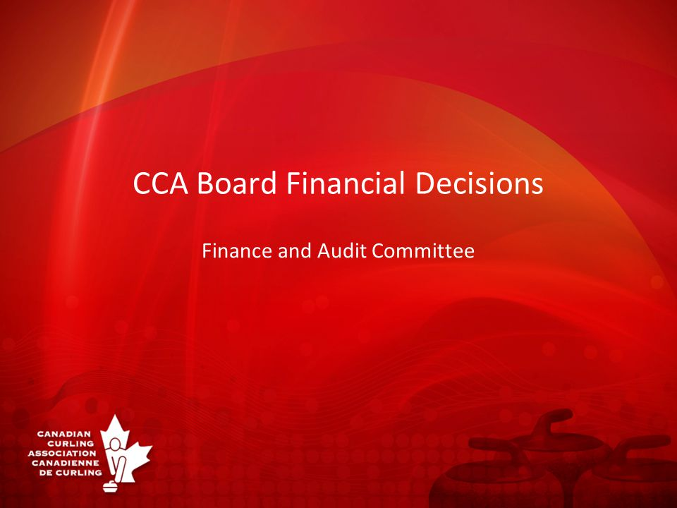CCA Board Financial Decisions Calculation of Discretionary Spending for 2010/11 CCA surplus for the year ending April 30, 2010 $853,044 Less: 2009/10 Championship Revenue (consolidated net profit) (595,827) Plus: Discretionary Spending in 09/10 13,269 CCA operational surplus for the year ending April 30, 2010 $270,486 2009/10 Discretionary Spending -- which ever of the following is less: 2% of 2009/10 revenue ($9,773,953 x 2% = $195,479) OR 25% of 2009/10 operational surplus ($270,486 x 25% = $67,622) Discretionary spending for 2010/11 based on the year ending April 30, 2010 $67,622