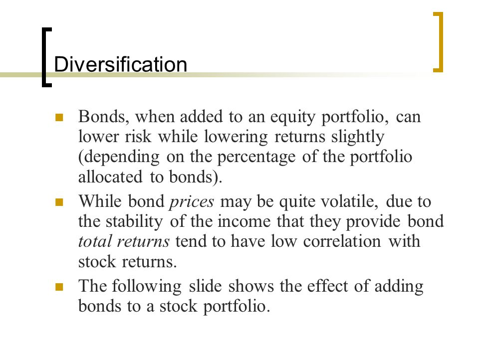 Duration (cont.) Now, suppose that our bonds both have 5 years to maturity, but Bond 3 has a coupon rate of 7% and Bond 4 has a coupon rate of 10%.