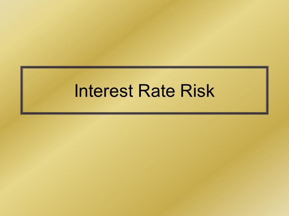 Changes in interest rates, change in bond prices Bond prices are inverse to interest rates which determine bond yields.