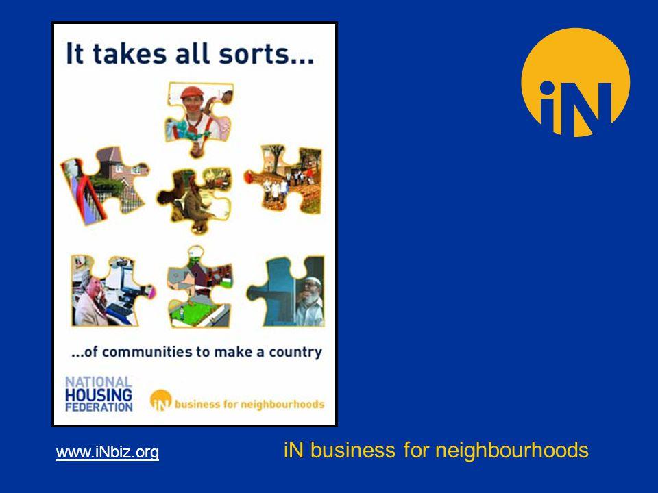 www.iNbiz.org iN business for neighbourhoods