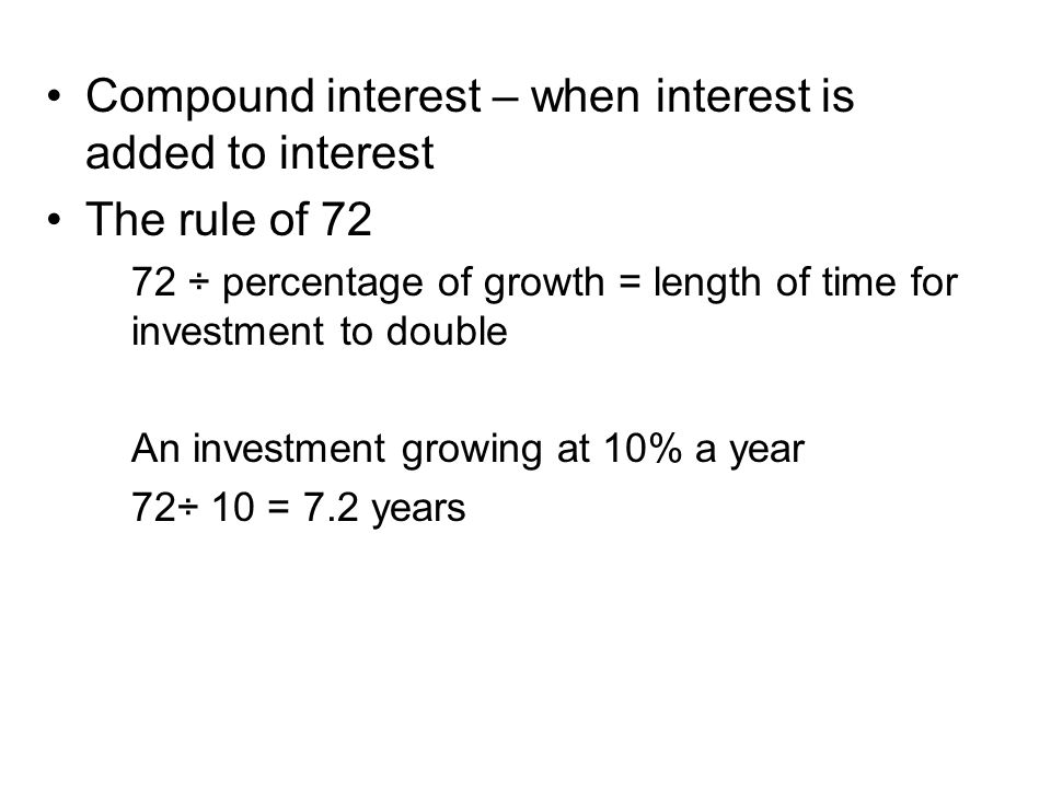 Basic rules for investing 1.Invest on a regular basis over a long period of time 2.