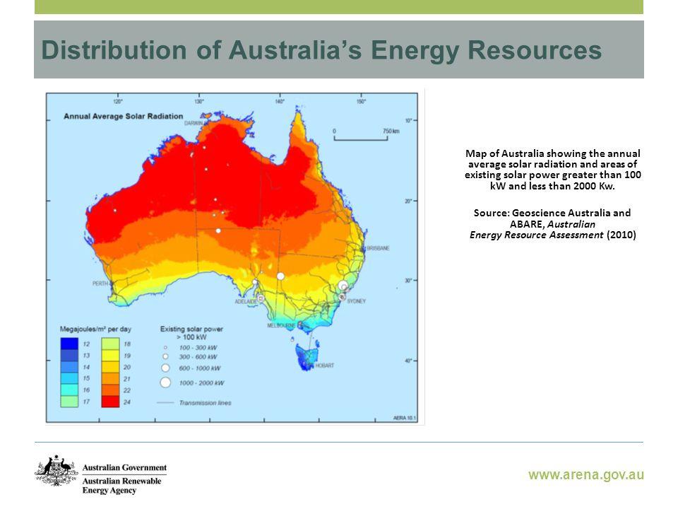 www.arena.gov.au Current ARENA Support for Off Grid
