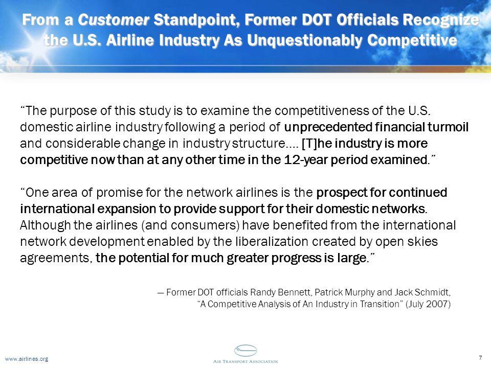 www.airlines.org When America Flies, It Works