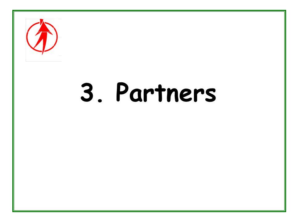 3. Partners