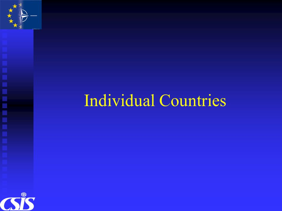 Individual Countries