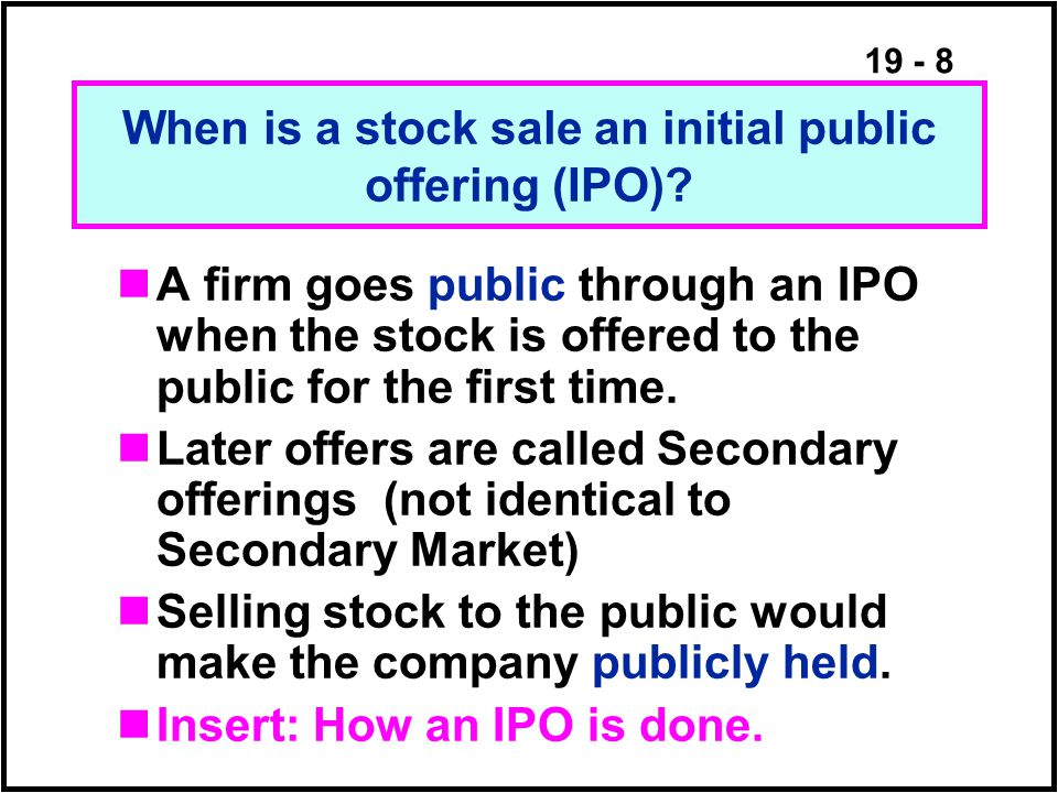 19 - 39 VENTURE CAPITAL NO LIQUIDITY PROBABILITY DISTRIBUTION OF RETURNS SOURCES OF FUNDS HIGH INCOME INDIVIDUALS PARTNERSHIPS INCLUDING PENSION FUNDS, INSURANCE FUNDS, UNIVERSITY ENDOWMENTS, ETC.