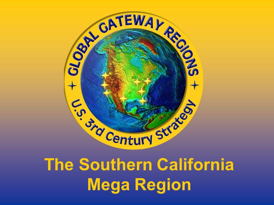 The Southern California Mega Region