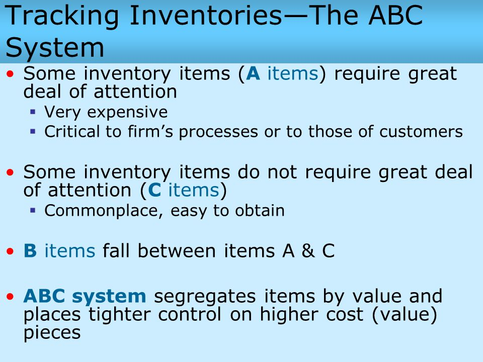 © 2006 by Nelson, a division of Thomson Canada Limited 69 Economic Order Quantity (EOQ) Model Other Inventory Formulas (with Safety Stock) Average Inventory = Total Carrying Cost: = Total Ordering and Carrying Cost =