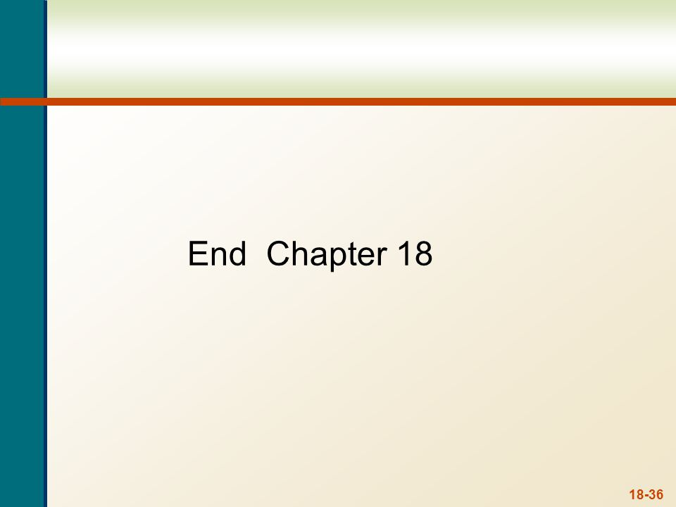 18-36 End Chapter 18