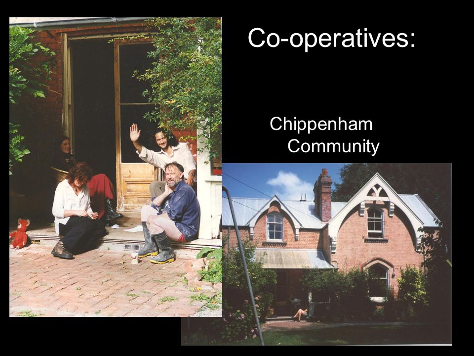 Co-operatives: Chippenham Community