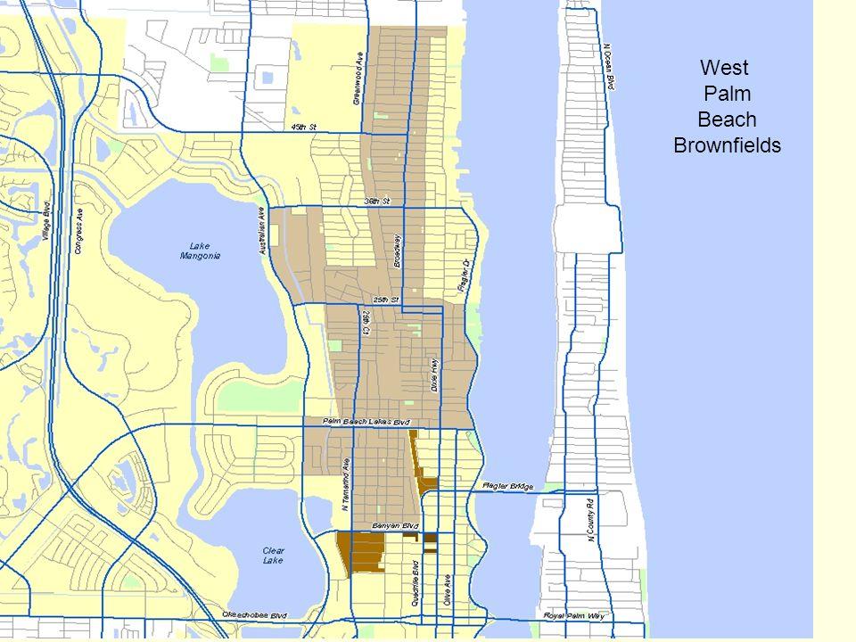 West Palm Beach Brownfields