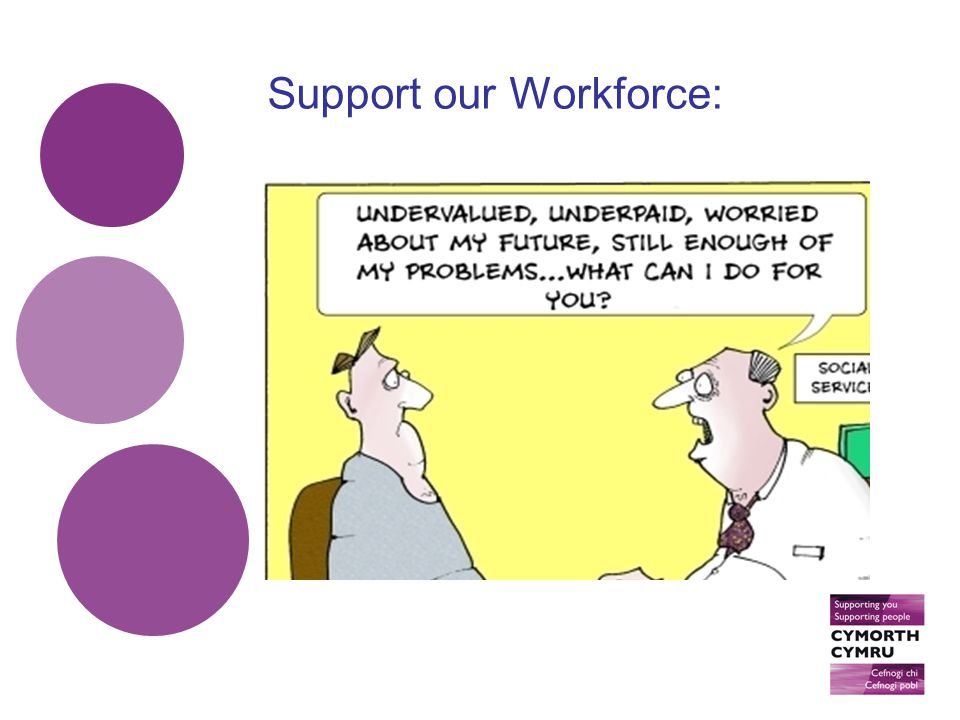 Support our Workforce:
