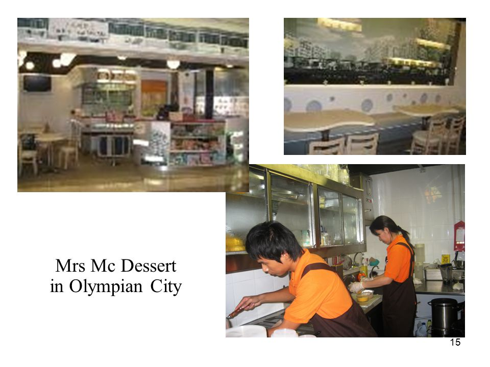 15 Mrs Mc Dessert in Olympian City
