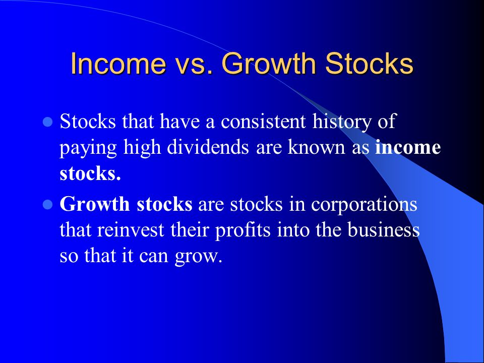 Preferred Stock Who invests in preferred stock and why.