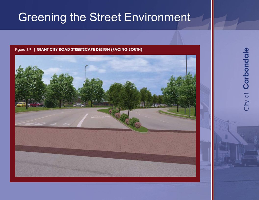 Greening the Street Environment
