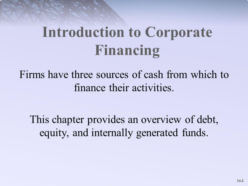 14-23 Debt Characteristics  Public vs.