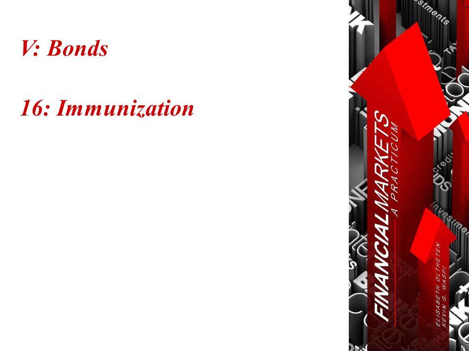 V: Bonds 16: Immunization