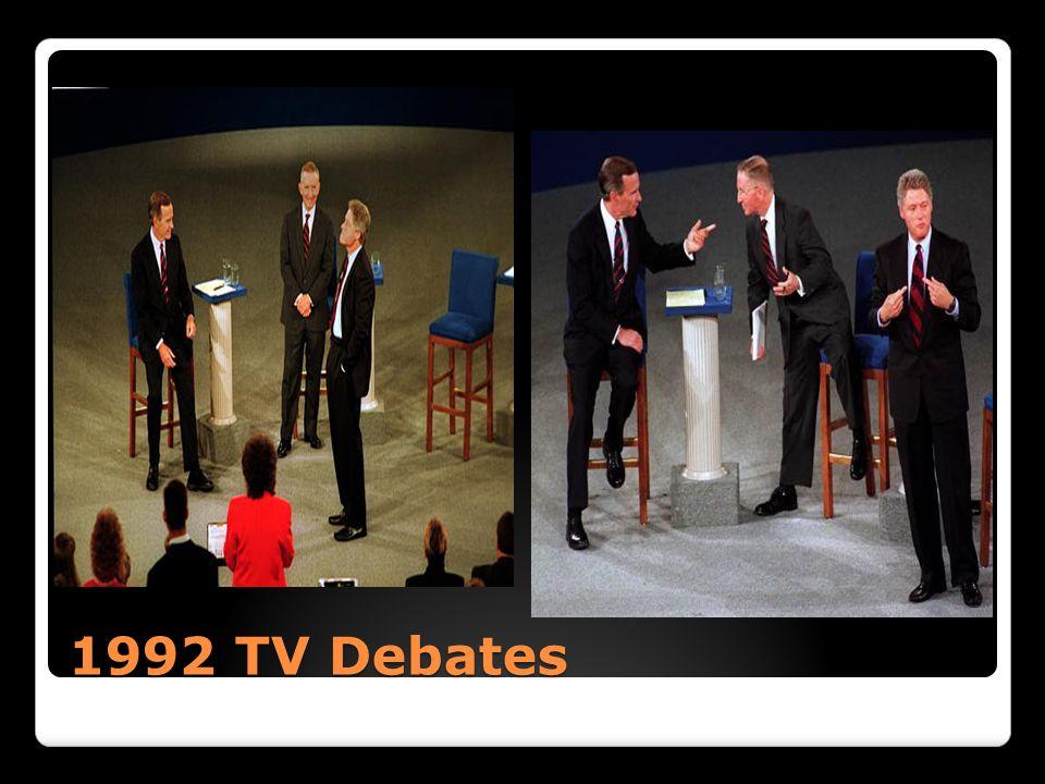 1992 TV Debates