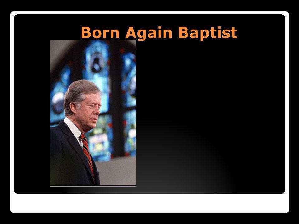Born Again Baptist