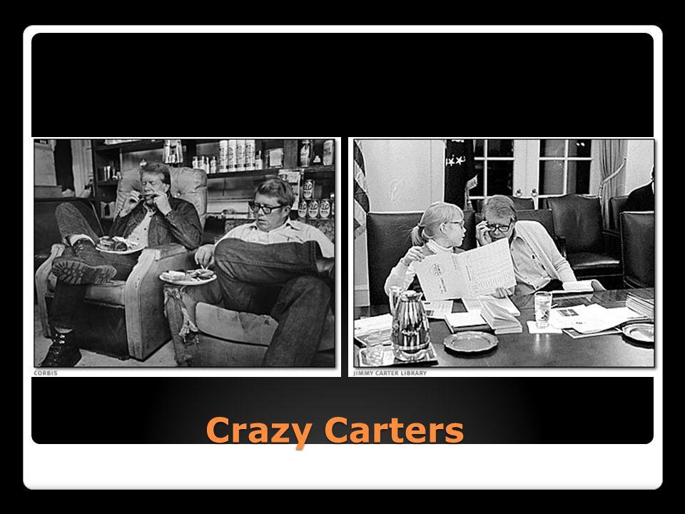 Crazy Carters Crazy Carters