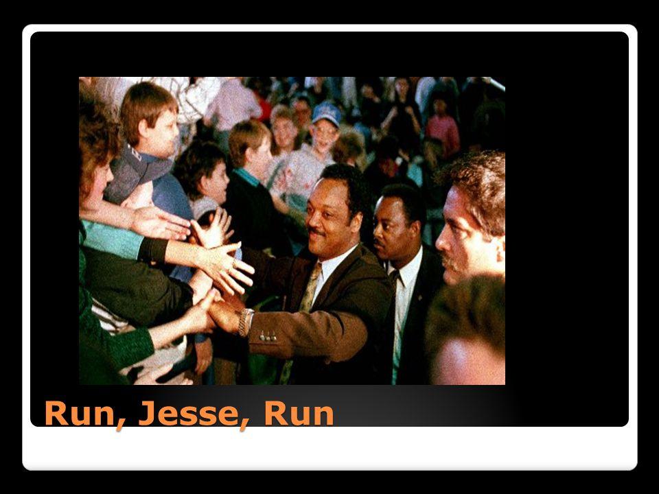 Run, Jesse, Run