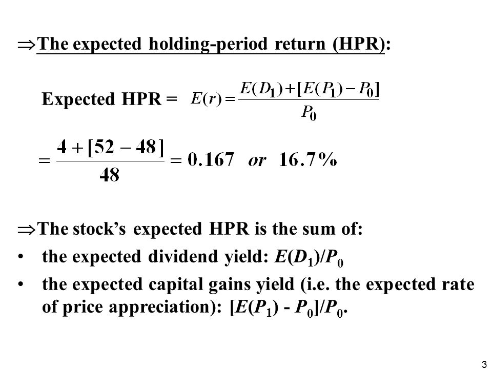 34 Find k: beta = 0.95 risk-free rate = r f = 2% expected market return = E(r M ) = 10%
