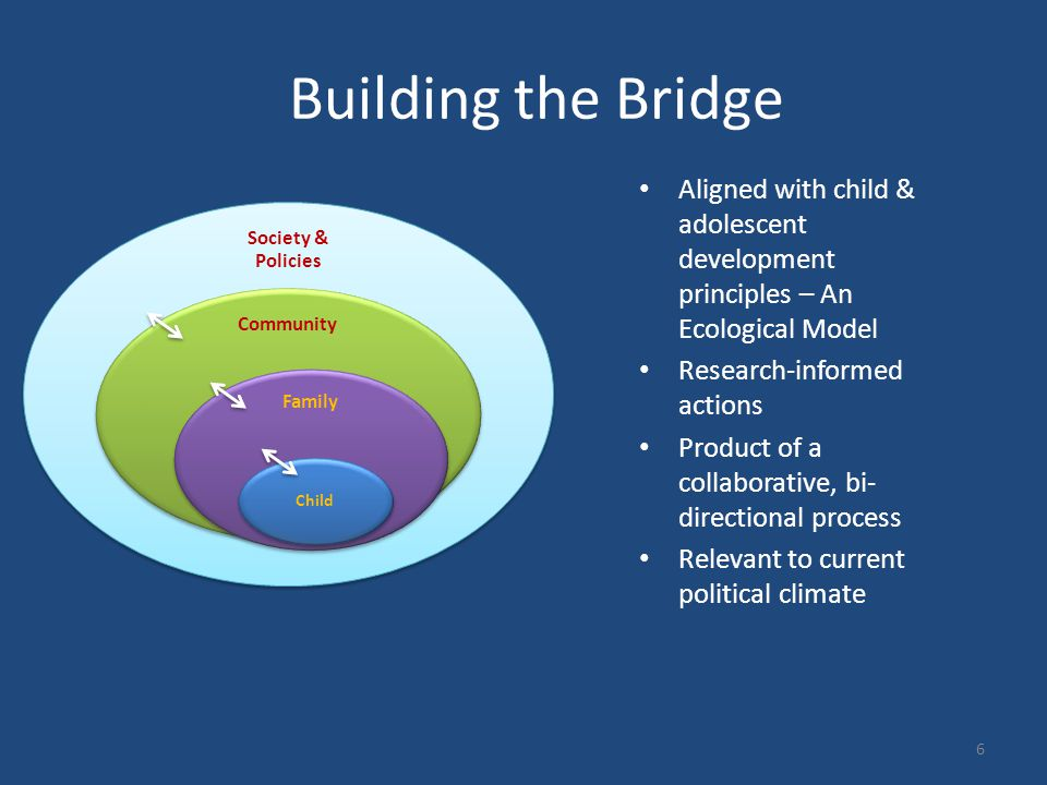 Policy Broker/ Bridge-Builder JJ as a social problem : cost drivers & benefits Core policy team Key informants Shared Guiding Principles Research – Identify, Review, Present Coordination, translation & focused agenda-setting roles Policy opportunities & framework for solutions 7