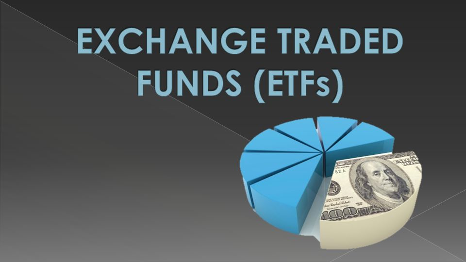 An Exchange Traded Fund (ETF) is a basket of securities that tracks the performance of a stock, bond, or commodity index -- yet trades like a stock.