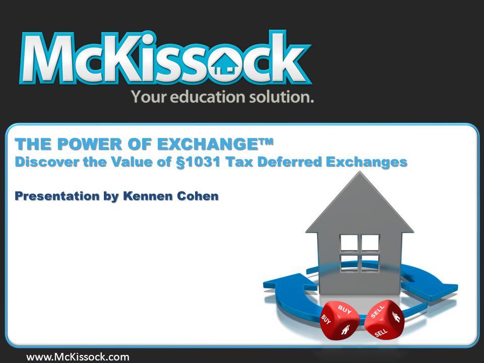 www.Mckissock.com www.McKissock.com 1-800-328-2008 www.McKissock.com www.Mckissock.com
