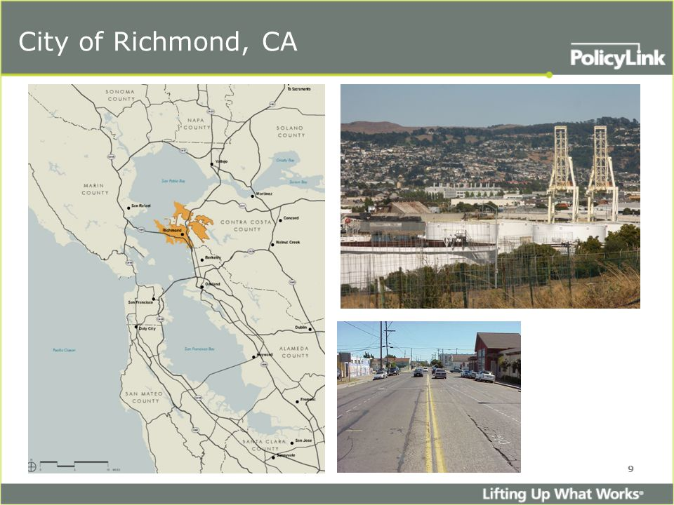 City of Richmond, CA 9
