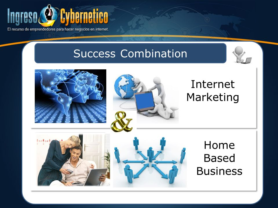 Success Combination Internet Marketing Home Based Business