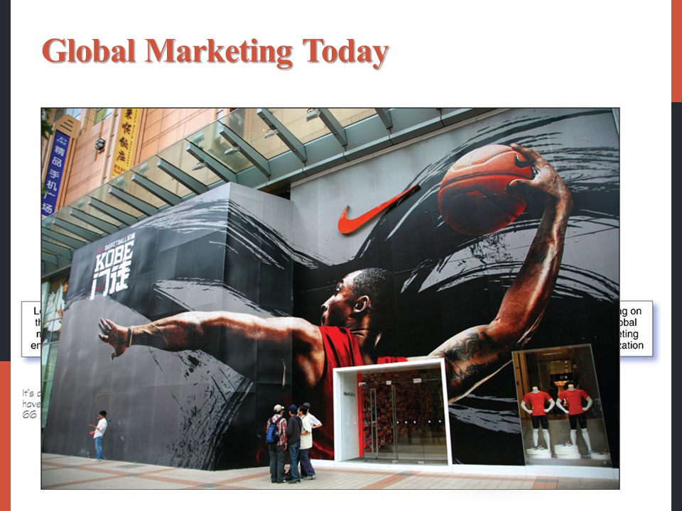 Global Marketing Today A global firm is one that, by operating in more than one country, gains marketing, production, research and development (R&D),