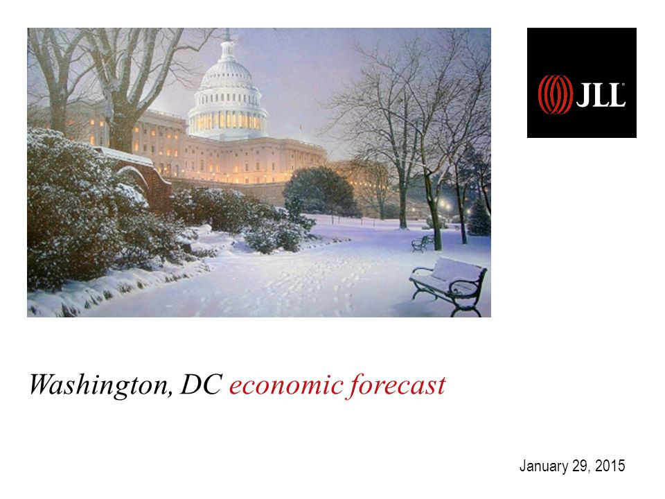 Washington, DC economic forecast January 29, 2015