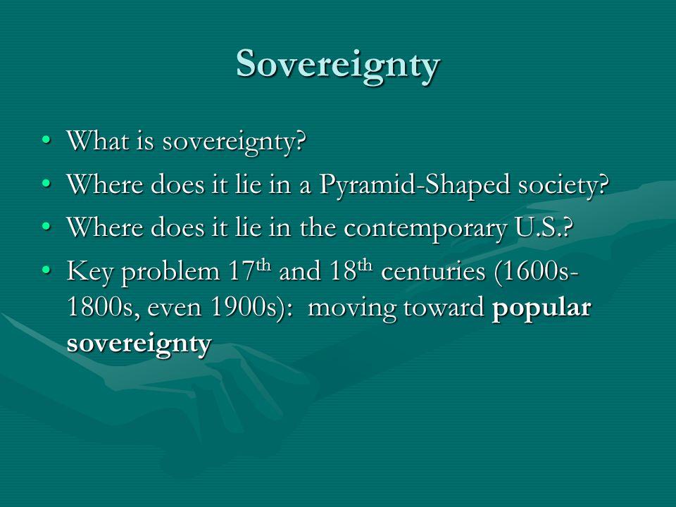 Sovereignty What is sovereignty?What is sovereignty.