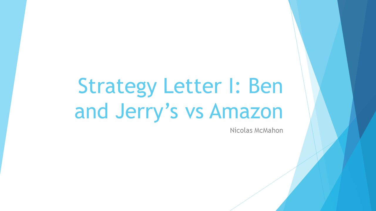 Deciding  Market has lock-ins, network effects and no established competition = Amazon model  If you don't, someone else will.