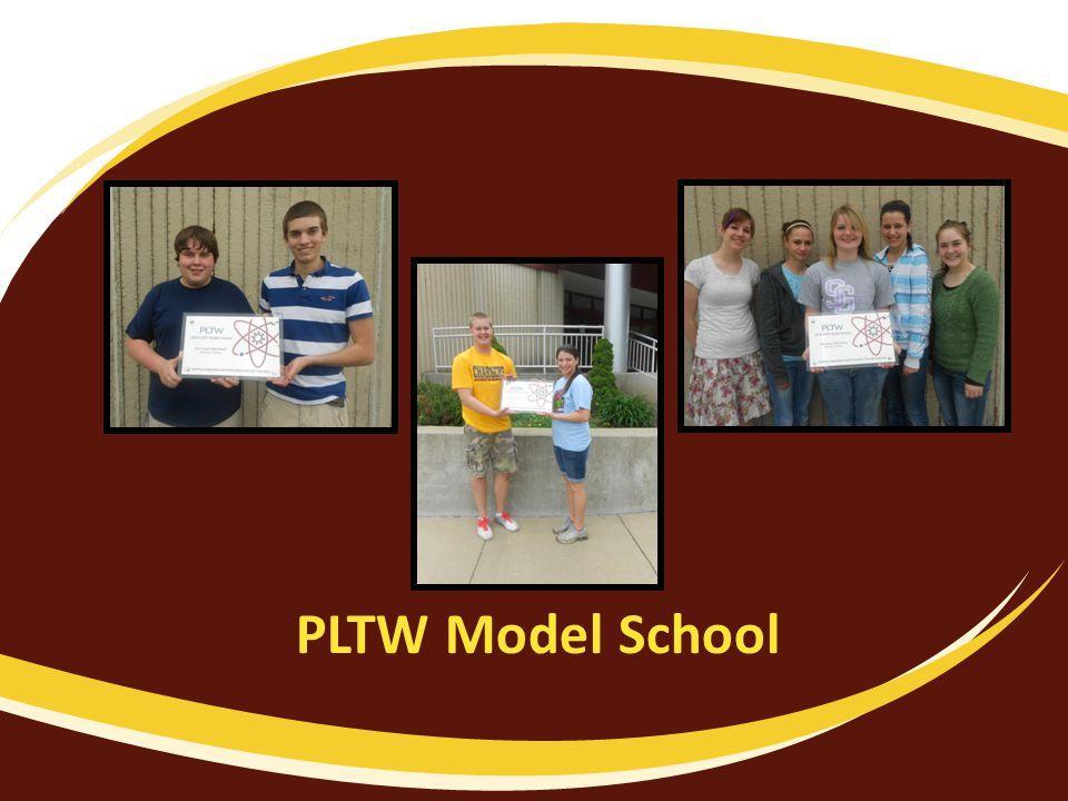 PLTW Model School