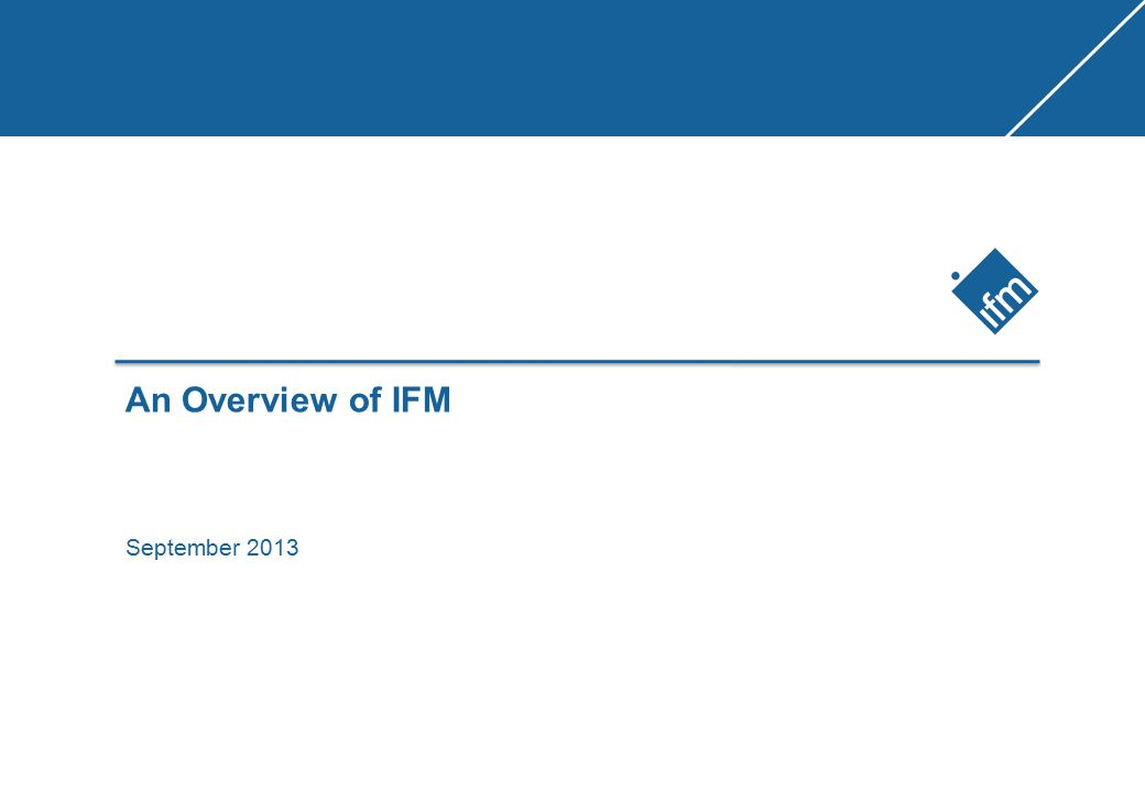 Page 2 Today's discussion About the IFM Global Group A profile of our asset classes