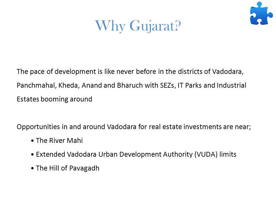 Why Gujarat.