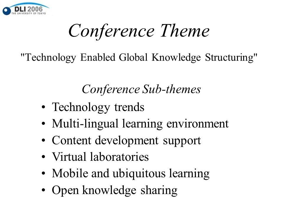 Conference Schedule Nov.8Conference Nov. 9Conference Nov.
