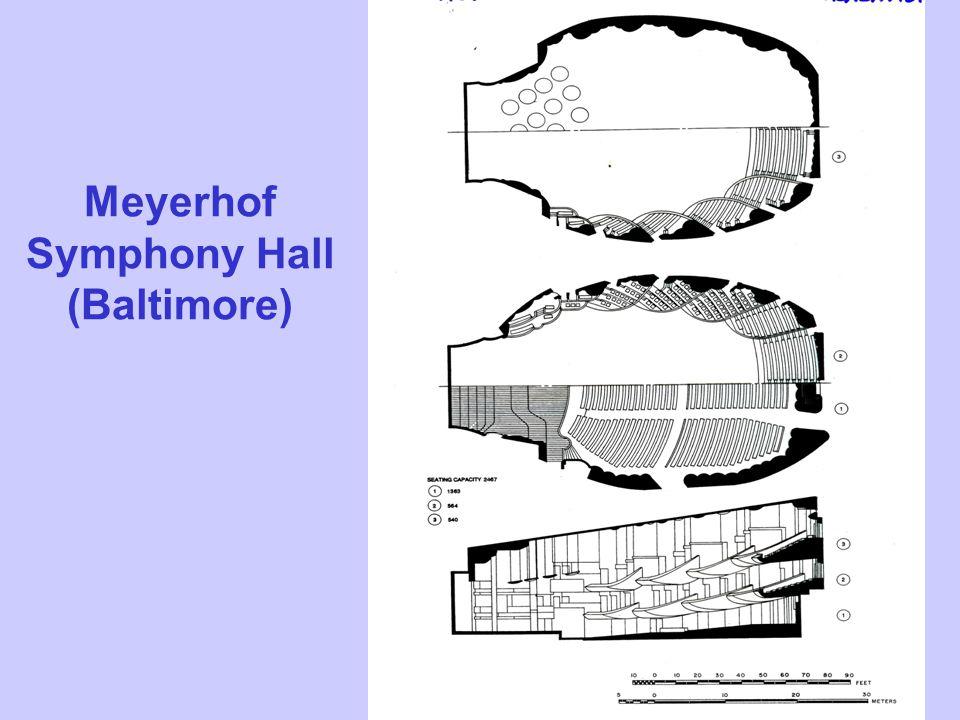 Meyerhof Symphony Hall (Baltimore)