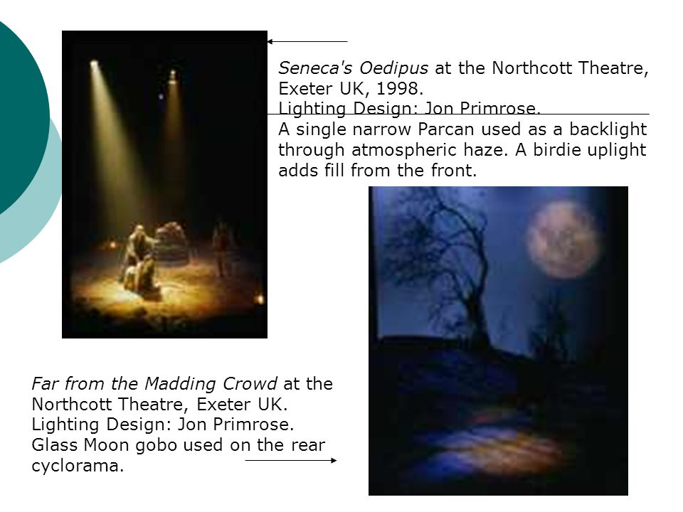 Seneca s Oedipus at the Northcott Theatre, Exeter UK, 1998.