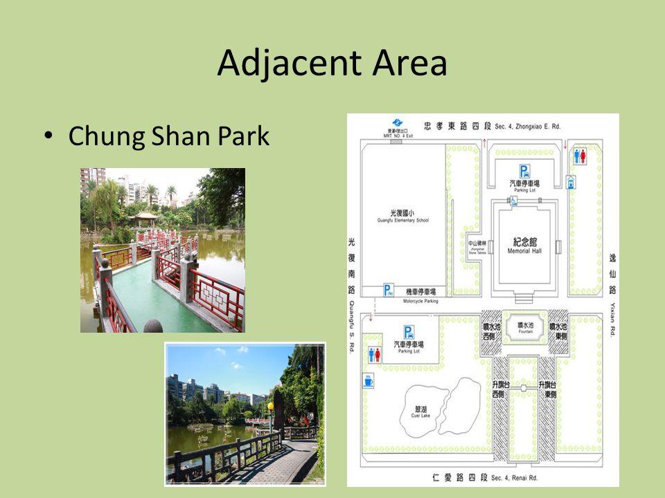 Adjacent Area Chung Shan Park