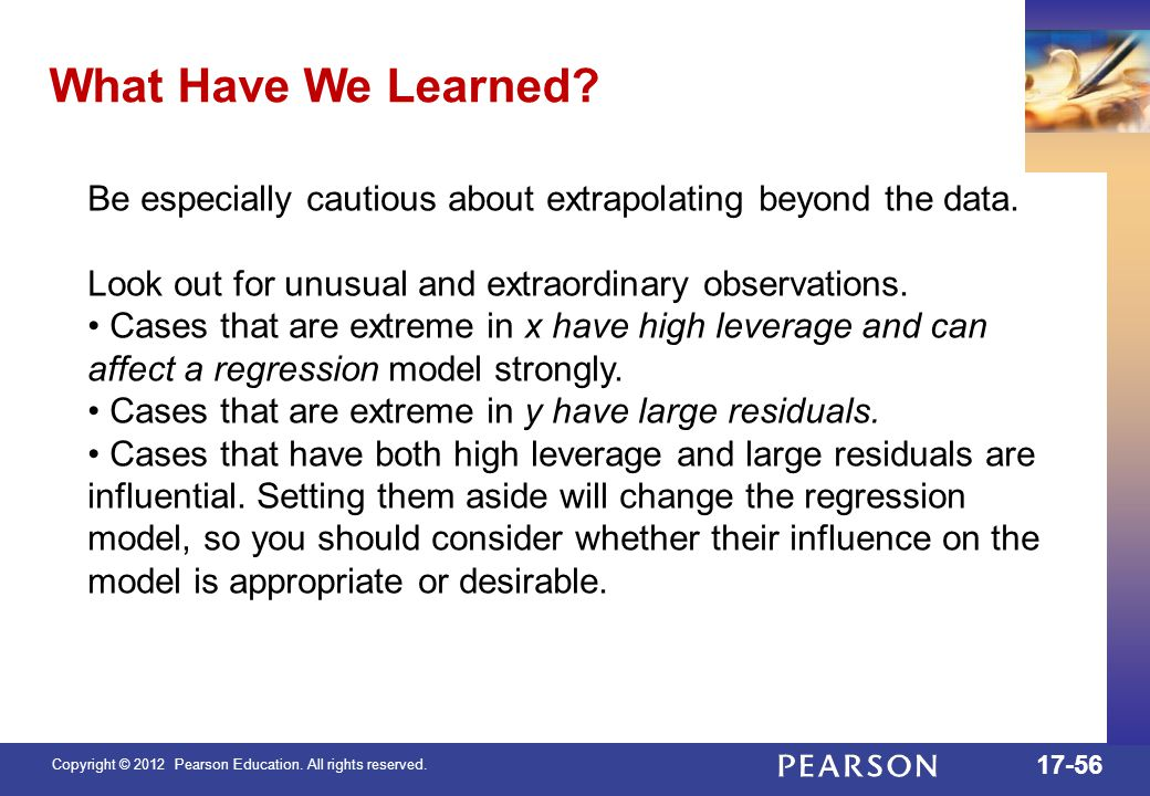 Copyright © 2012 Pearson Education. All rights reserved.
