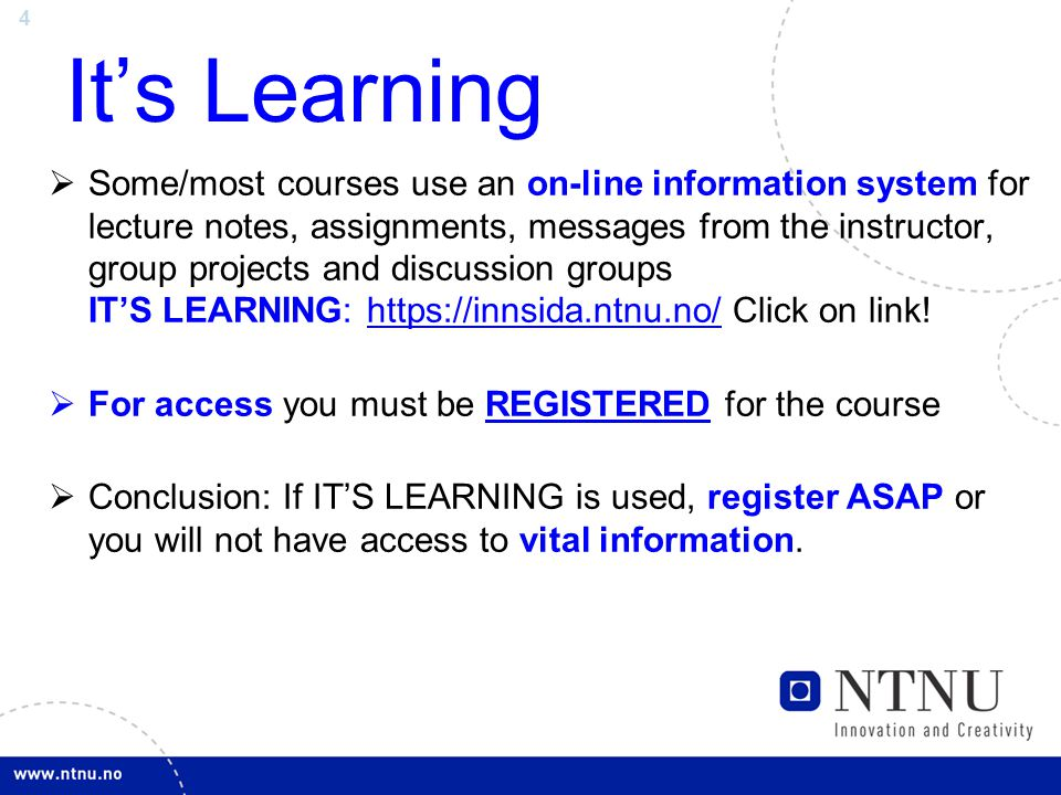 5 Student Web: what is it.Register for courses Register for exams.